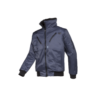 Jacket Pilot with Detachable Sleeves