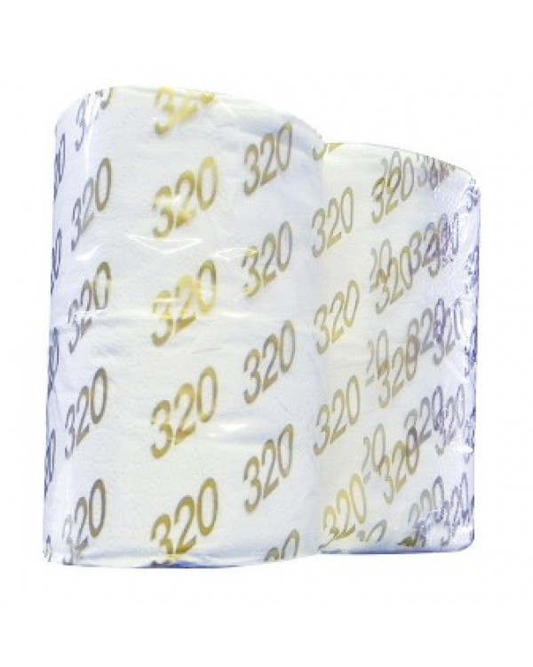 "Toilet Roll ""Gold"" 48 s 21,18 Paper & Cleaning BGold3236C bcm safety"