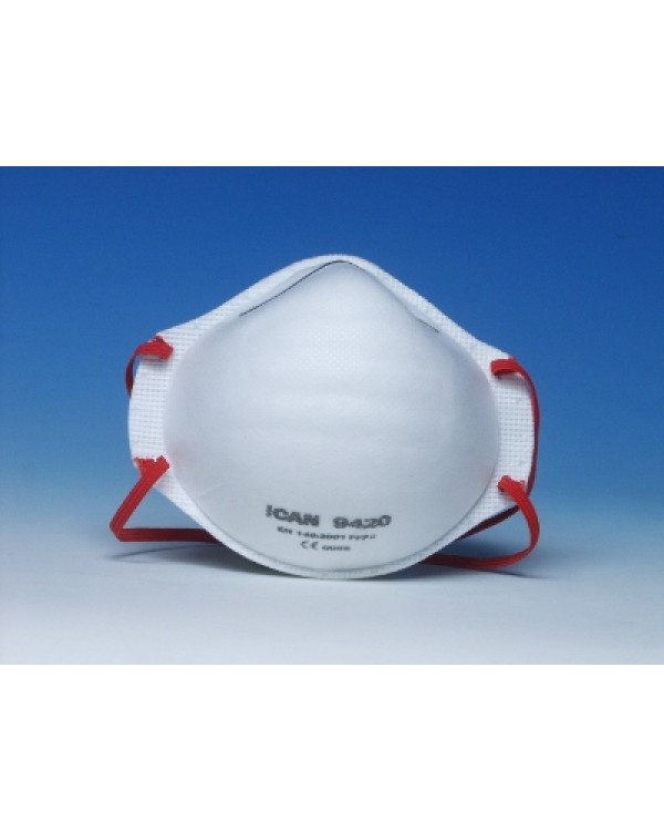 ICAN Mask 9420 P2 12,10 Respiratory Protection B9420C bcm safety