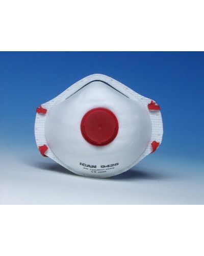 ICAN Mask 9425 P2V Cup - Box 12