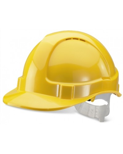 Helmet Comfort Yellow
