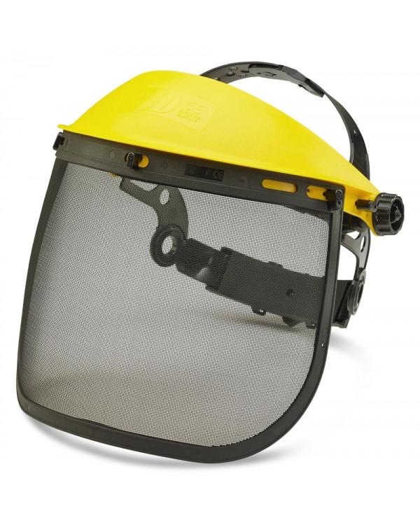 "Visor Mesh 7.5"" 6,05 Eye & Face Protection BBBMV7C bcm safety"
