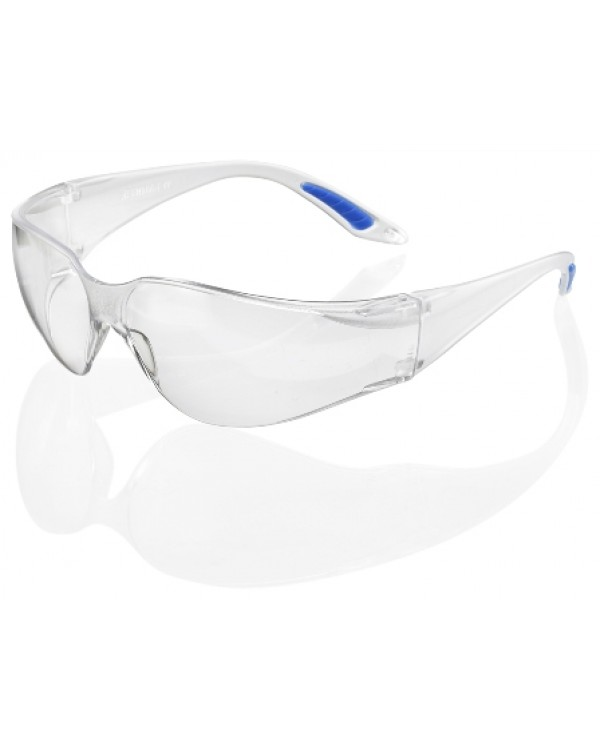 Glasses Clear Vegas Safety 3,03 Eye & Face Protection BBBVSC bcm safety