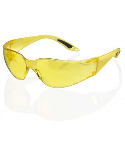 Glasses Safety - Vegas Yellow
