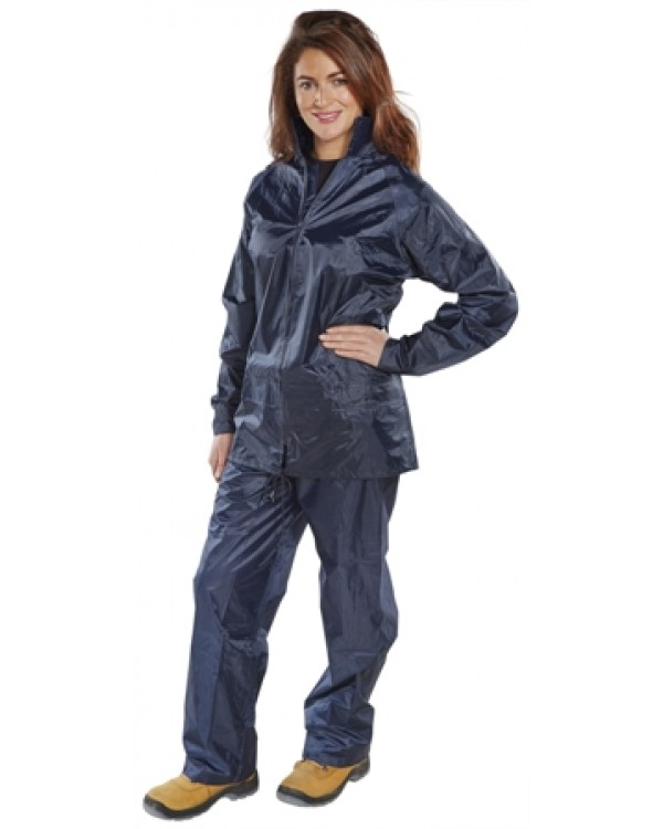 Wet Suit Nylon Navy 12,10 Personal Protection BNBDSNC bcm safety