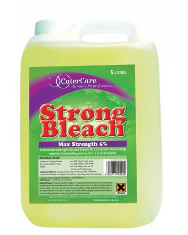 Bleach 6,05 Paper & Cleaning BCC3C bcm safety