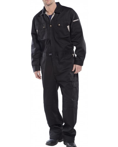Boilersuit Premium Black