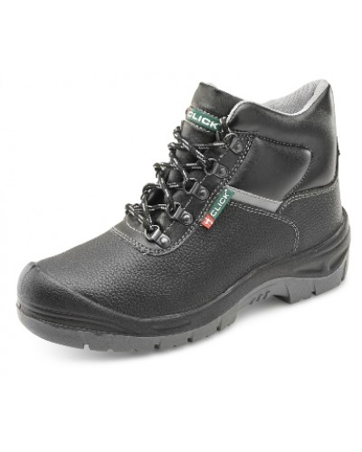Click Site Boot Black