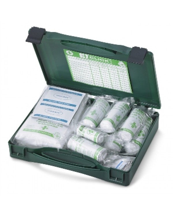 First Aid Kit (10 person) 19,97 Personal Protection BCFA10C bcm safety