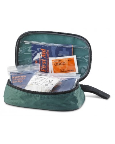 First Aid Kit Pouch (1 person)