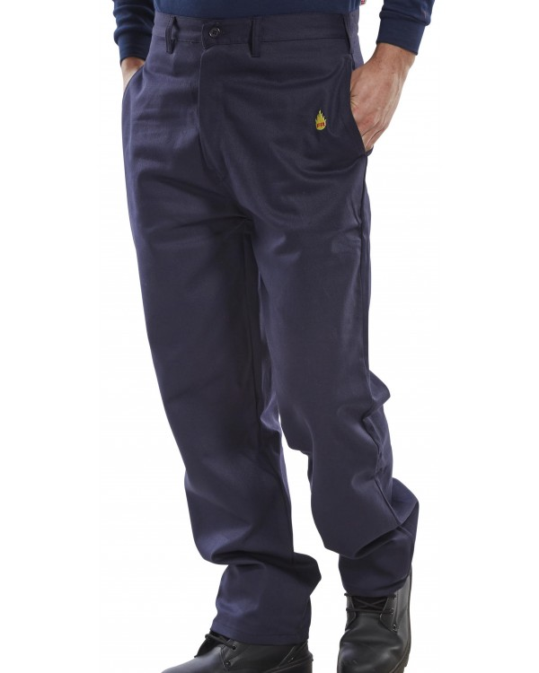 Trousers Flame Retardant 25,41 Trousers BCFRTNC bcm safety