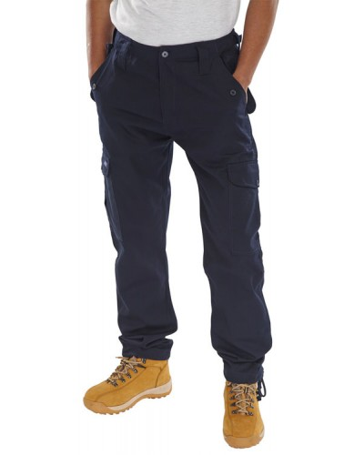Trousers Polycotton Combat
