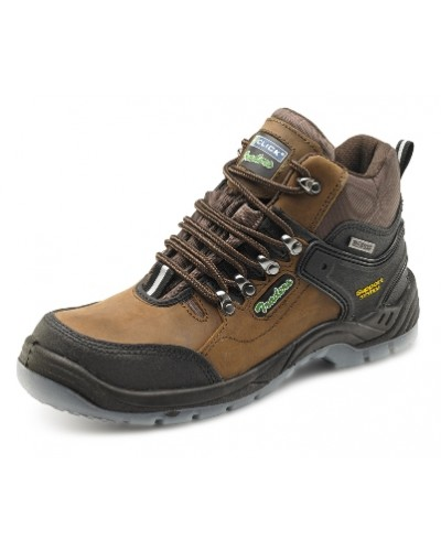 Hiker Waterproof Boot - Brown