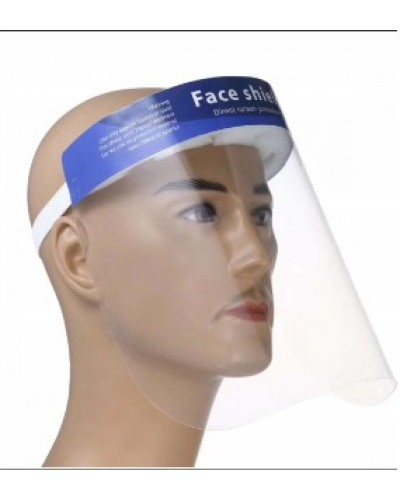 COVID-19 POLYCARBONATE FACE SHIELD/VISOR