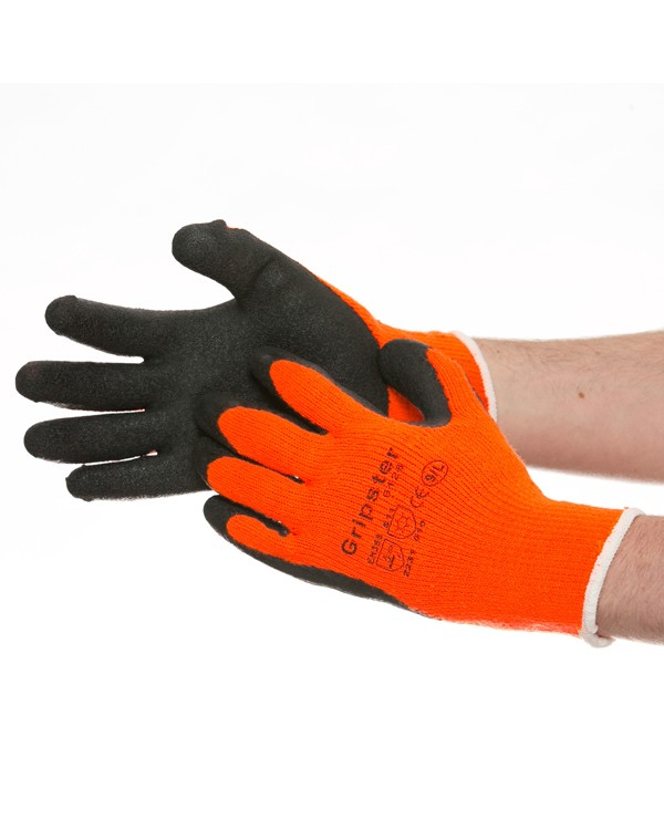 Gripster Thermal Glove 3,39 Gloves B6126C bcm safety