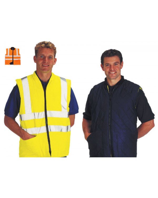 Hi Vis Bodywarmer 18,76 Jackets BHVNBC bcm safety