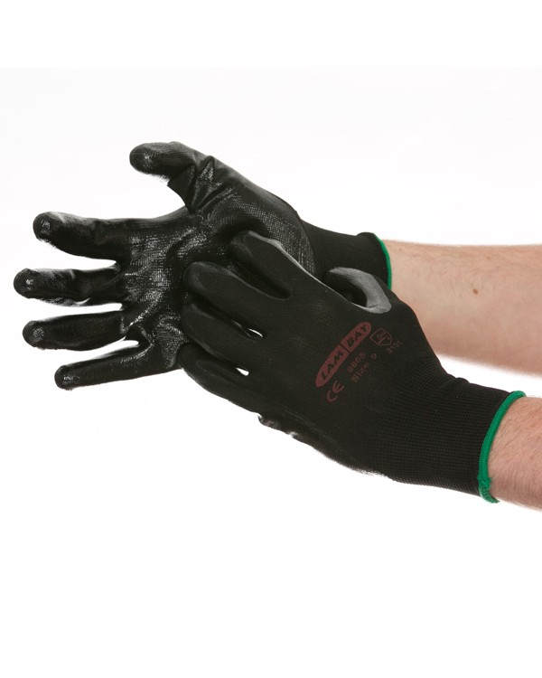 Lambay Grip Black 3,03 Gloves B9865C bcm safety