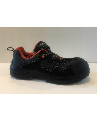Click Non Matallic Trainer Shoe Black
