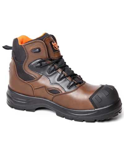 Elk Earth Boots Brown