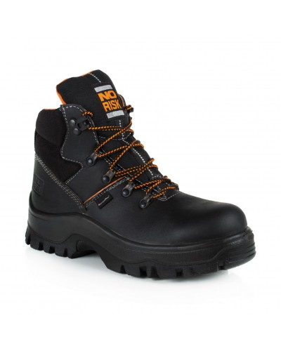 No Risk Franklyn Boots Black