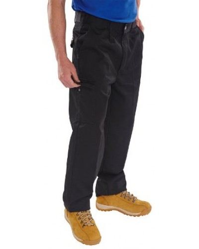 Trousers 9oz Black