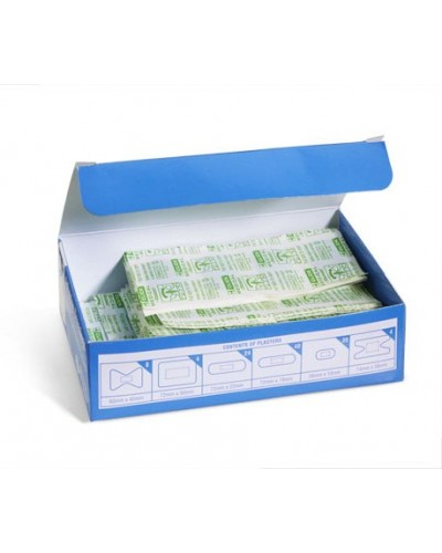 Plasters Blue Assorted