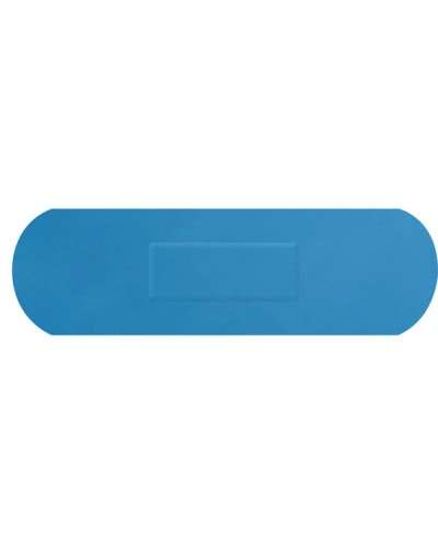 Plasters Blue Detectable Strip