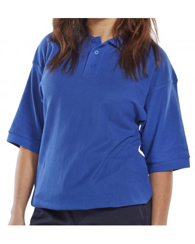 Polo Shirt Premium - Royal Blue