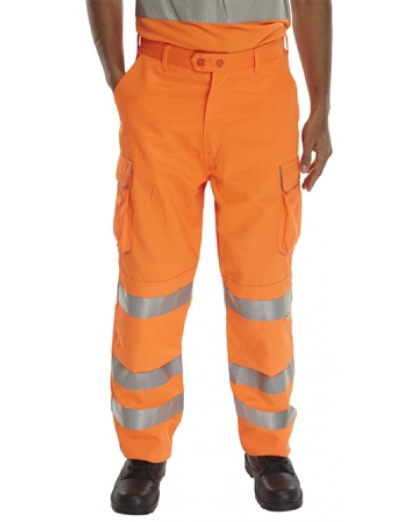 Trousers Railspec 33,28 Trousers BRSTC bcm safety