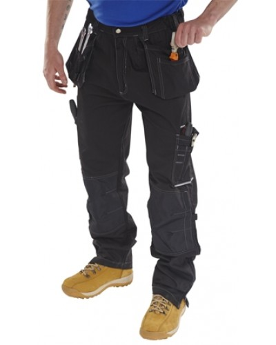 Trousers Shawbury M/P Black