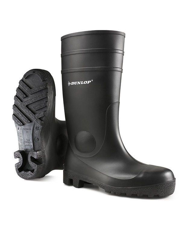 Wellingtons Full Safety 24,20 Foot Wear B142PPC bcm safety