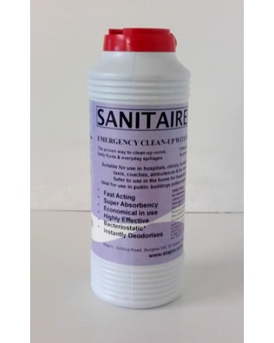 Sanitaire Emergency Clean-Up 240g
