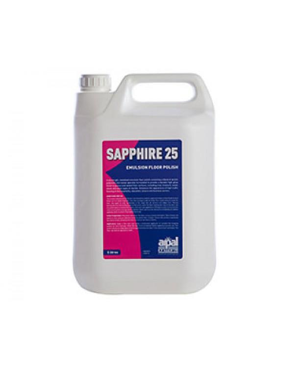 Sapphire High Gloss White Laminate Platform Bedroom Set: Sapphire 25 Floor Polish