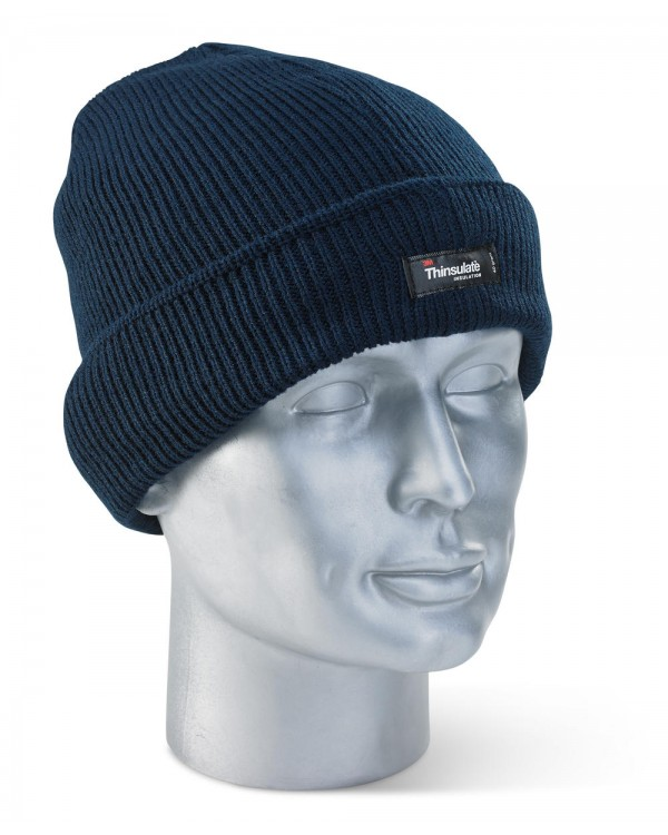 Hat Beanie Thermal 4,84 Head Protection BTHHNC bcm safety
