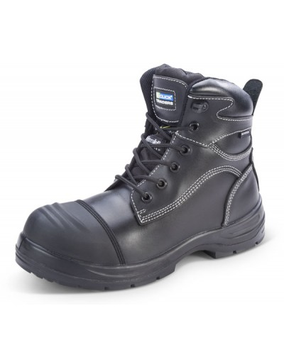 Click Trencher Waterproof Boot Black
