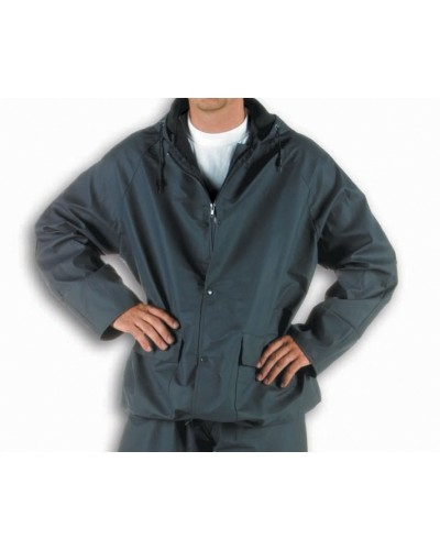 Redback Driflex Waterproof Rain Suit Jacket Navy