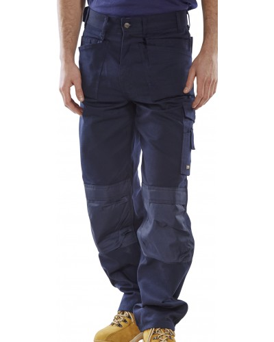 Trousers Premium M/P Navy