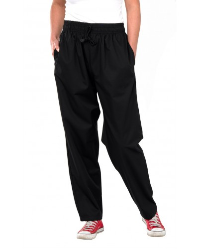 Chefs Trousers Black